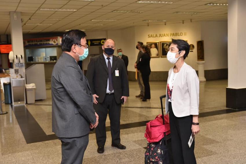 Nueva Embajadora del Japón en Paraguay