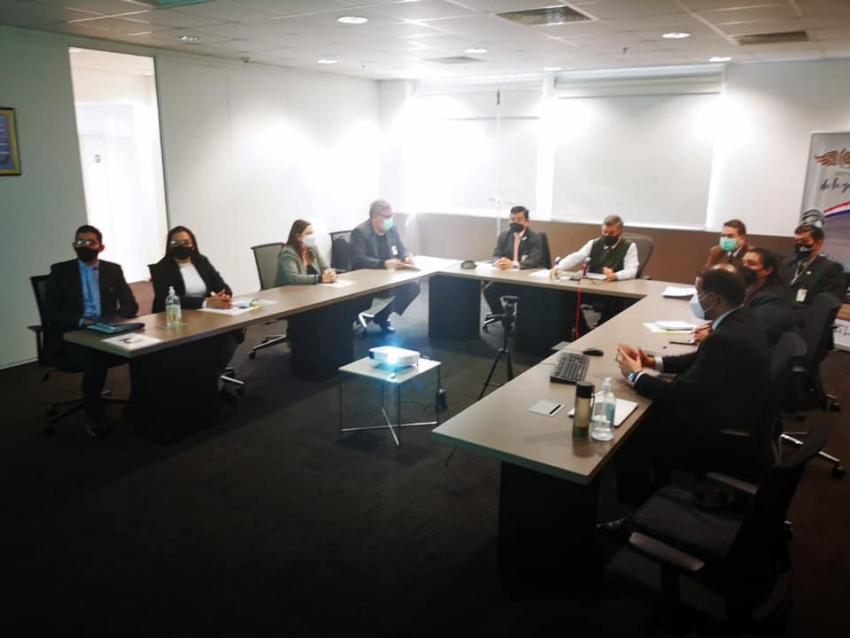 Sesión del Comité de Control Interno
